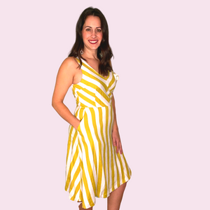 You are my Sunshine Dress with pockets