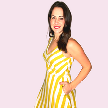Load image into Gallery viewer, You are my Sunshine Dress with pockets