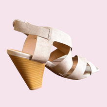 Load image into Gallery viewer, Chamber Cross Strap Sandal