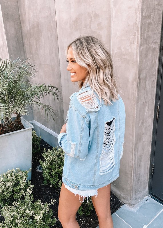 Emily Denim Jacket