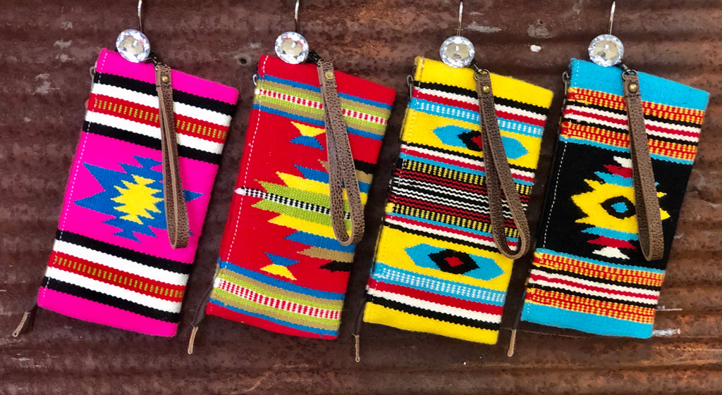Giddy Up Wristlets