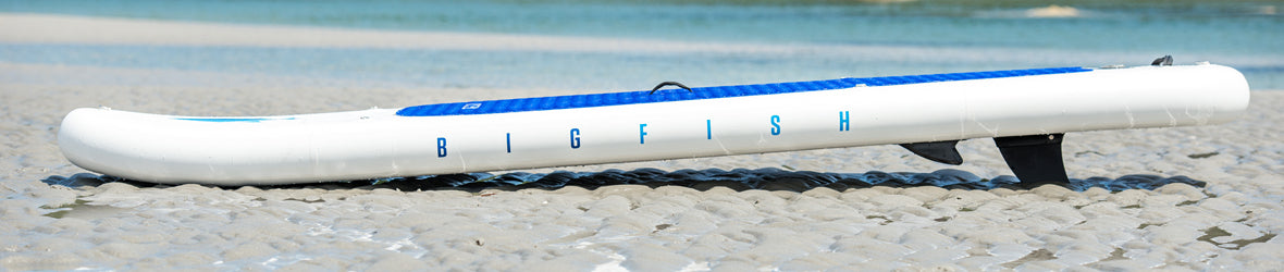BIGFISH inflatable stand up paddle boards