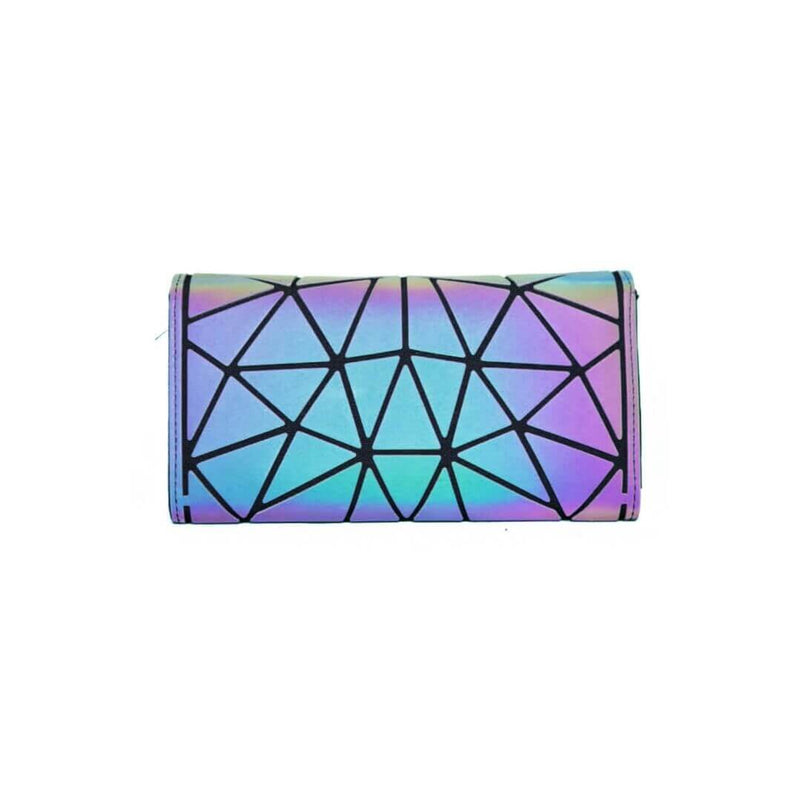 Reflective Star Wallet