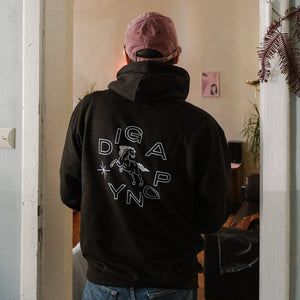Dig a Pony x Mechanisms Black Sweatshirt