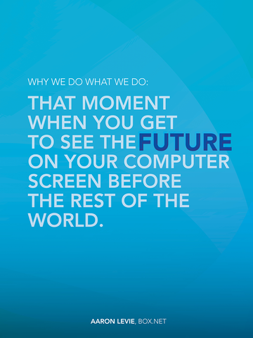 See the Future on Your Computer