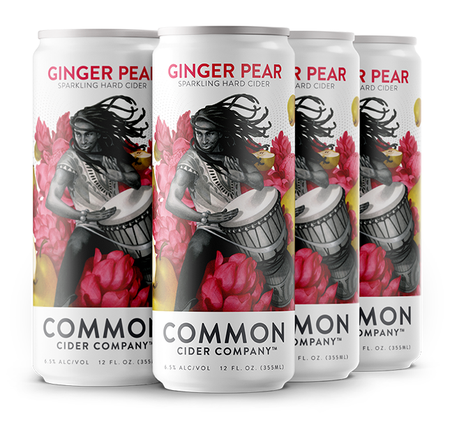 Ginger Pear 6pk 12oz Cans (Closeout)