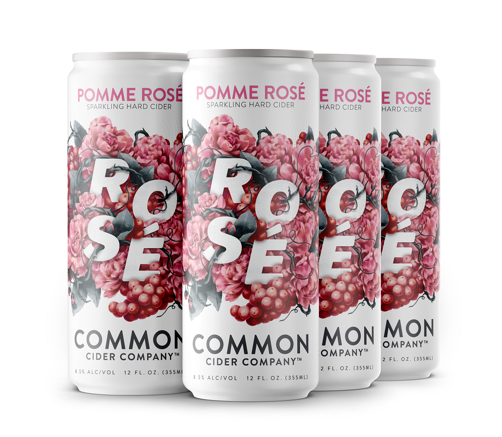 Pomme Rose 6pk 12oz Cans (Closeout)
