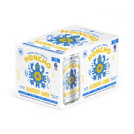 Honcho Spiked Agua Fresca - Blueberry Lemon 6pk 12oz Cans (includes CRV)
