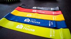 Bandes de Résistance Fit My House® - FITMYHOUSE
