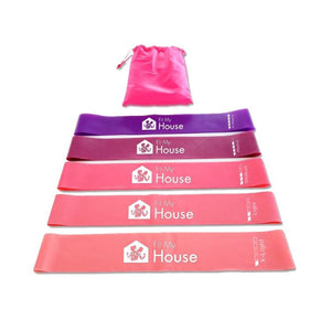 Bandes de Résistance Pink Fit My House® - FITMYHOUSE