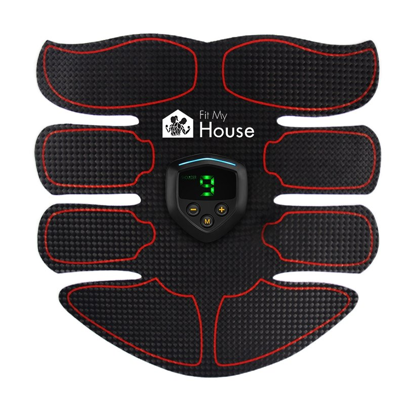 Stimulateurs de Muscle Fit My House® - FITMYHOUSE