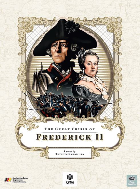 The Great crisis of Frederick II