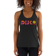 Load image into Gallery viewer, Disco Dharma Women's Racerback Tank