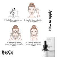 Re:Glow Retinol + Vitamin E Face Serum