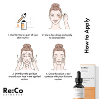 Re:New Hyaluronic Acid + Vitamin C Face Serum