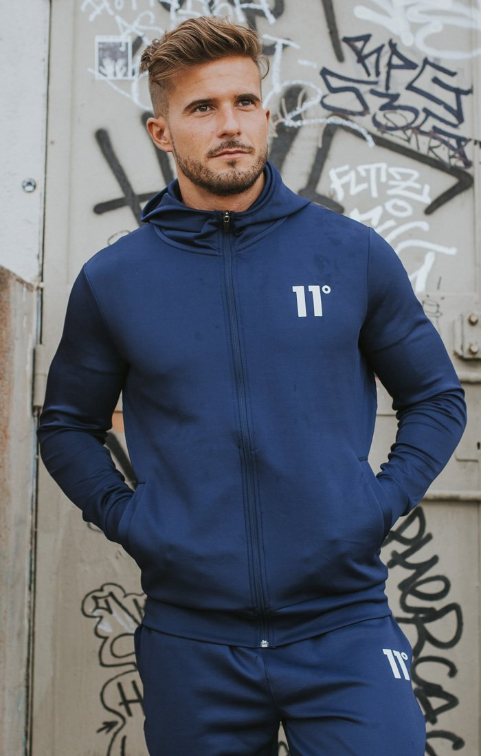 Jersey 11 Degrees Azul Core - D10 STORE