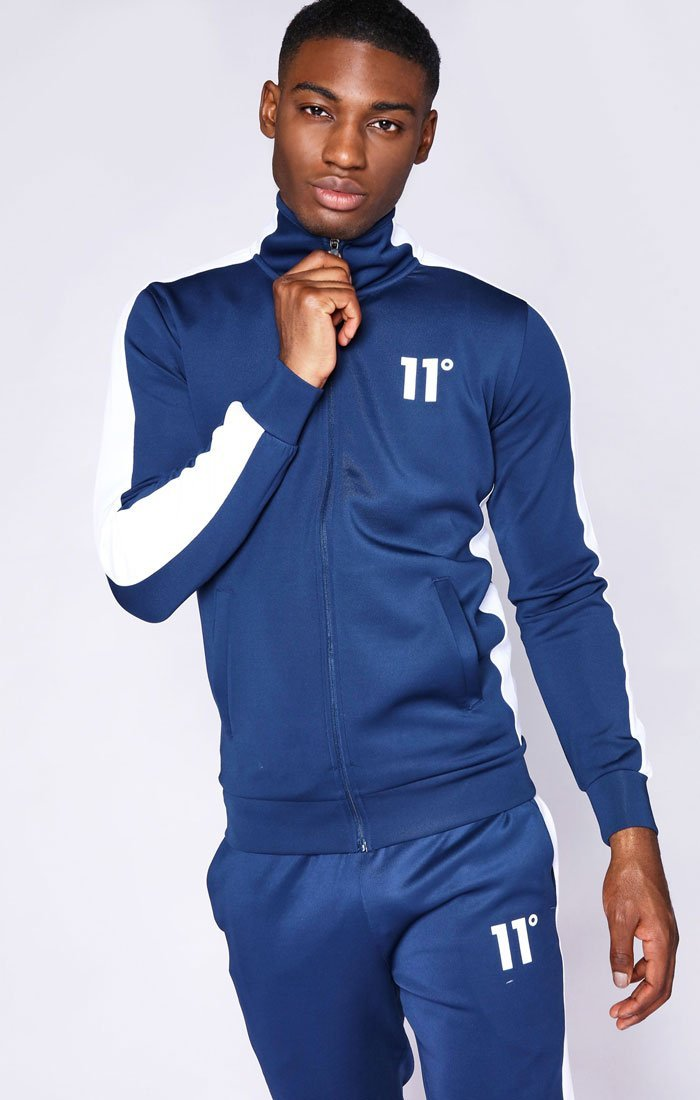 Jersey 11 Degrees Azul Panel - D10 STORE