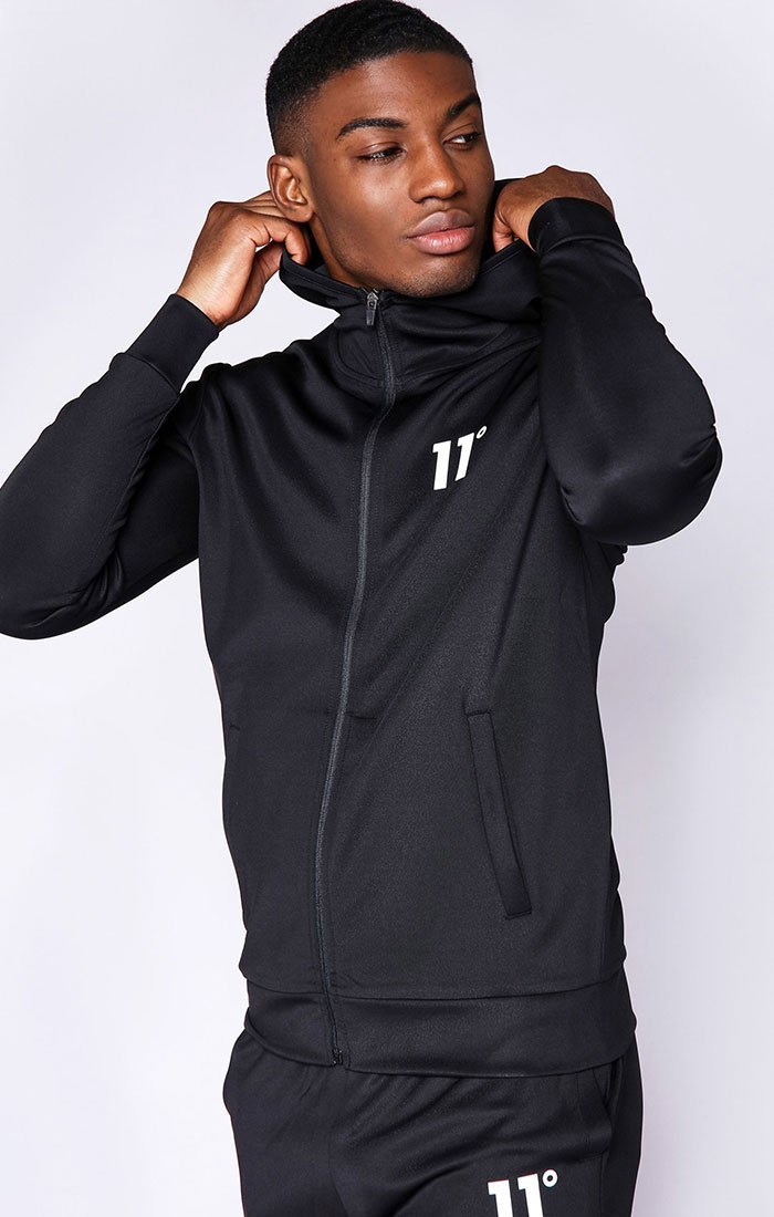 Jersey 11 Degrees Negro Core - D10 STORE