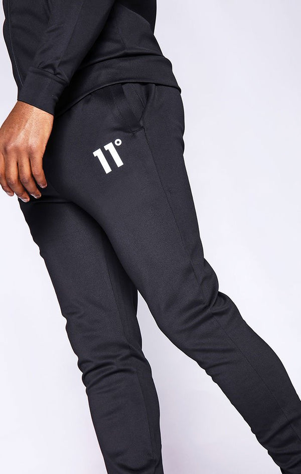 Pantalón 11 Degrees Negro Core - D10 STORE