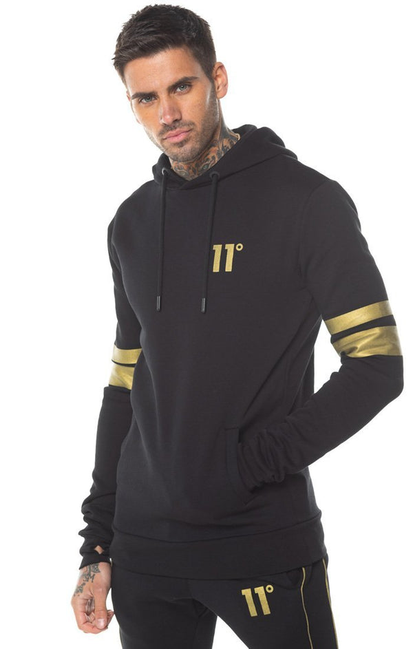 Sudadera 11 Degrees Oro - D10 Store