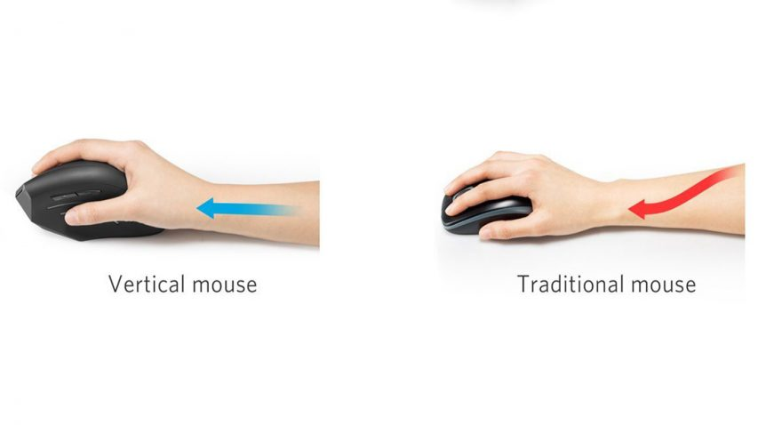 Benefits Of An Ergonomic Computer Mouse