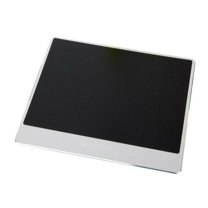 Slim Aluminium Mouse Mat Resin Non-Slip Rubber Mouse Mice Pad (220 x 180 x 3mm)