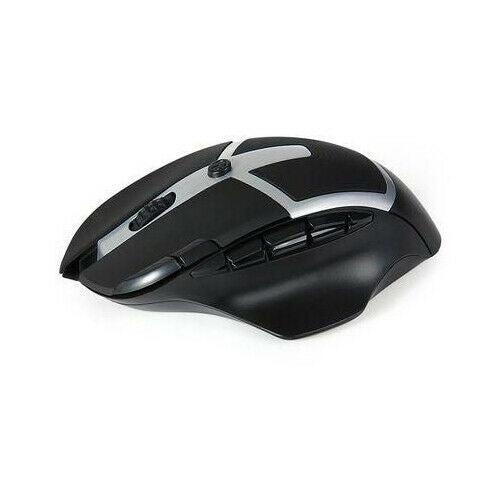 2.4G Wireless Optical Gaming Mouse Mice with 8 Keys 2400 DPI for Laptop Desktop