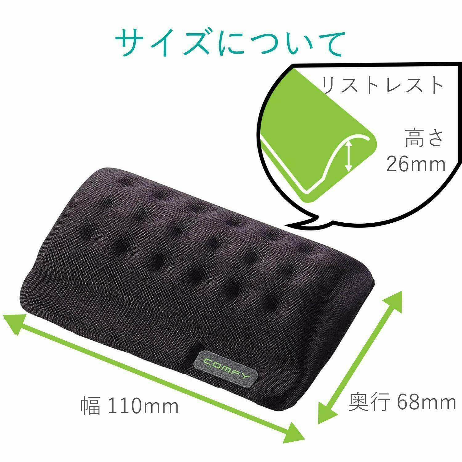 Mouse Mice Wrist Rest Pad, Ergonomic Wrist Pad Anti-Skid Wrist Support Pad Rest