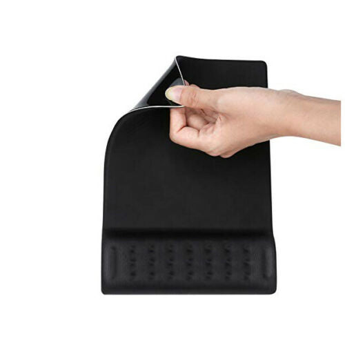 Mouse Pad with Wrist Rest Ergonomic Support Comfort Mouse Mat with Non-Slip Base