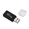 SDHC TF M2 Micro SD To USB 2.0 Memory Card Reader Mini Adaptor For PC Laptop Mac