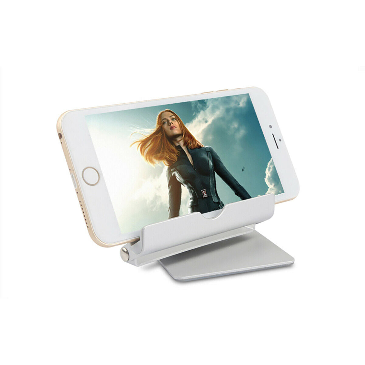 360° Rotating Aluminum Bed Desk Stand Holder Mount For iPad 3 4 Air Tablet Mini