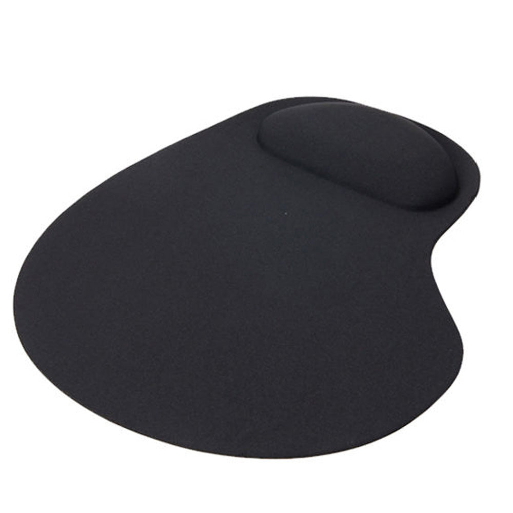 LARGE ERGONOMIC MICE MOUSE MAT PAD With WRIST SUPPORT PROTECT REST Non-Slip PC