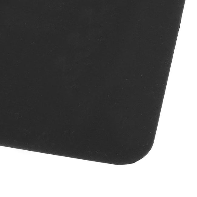Black Soft Super Thin Slim Optical MOUSE PAD MICE MAT PC Computer Office School