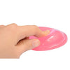 Pink Wavy Comfort Gel Computer MOUSE MICE Hand Wrist Rest Support Cushion Pad
