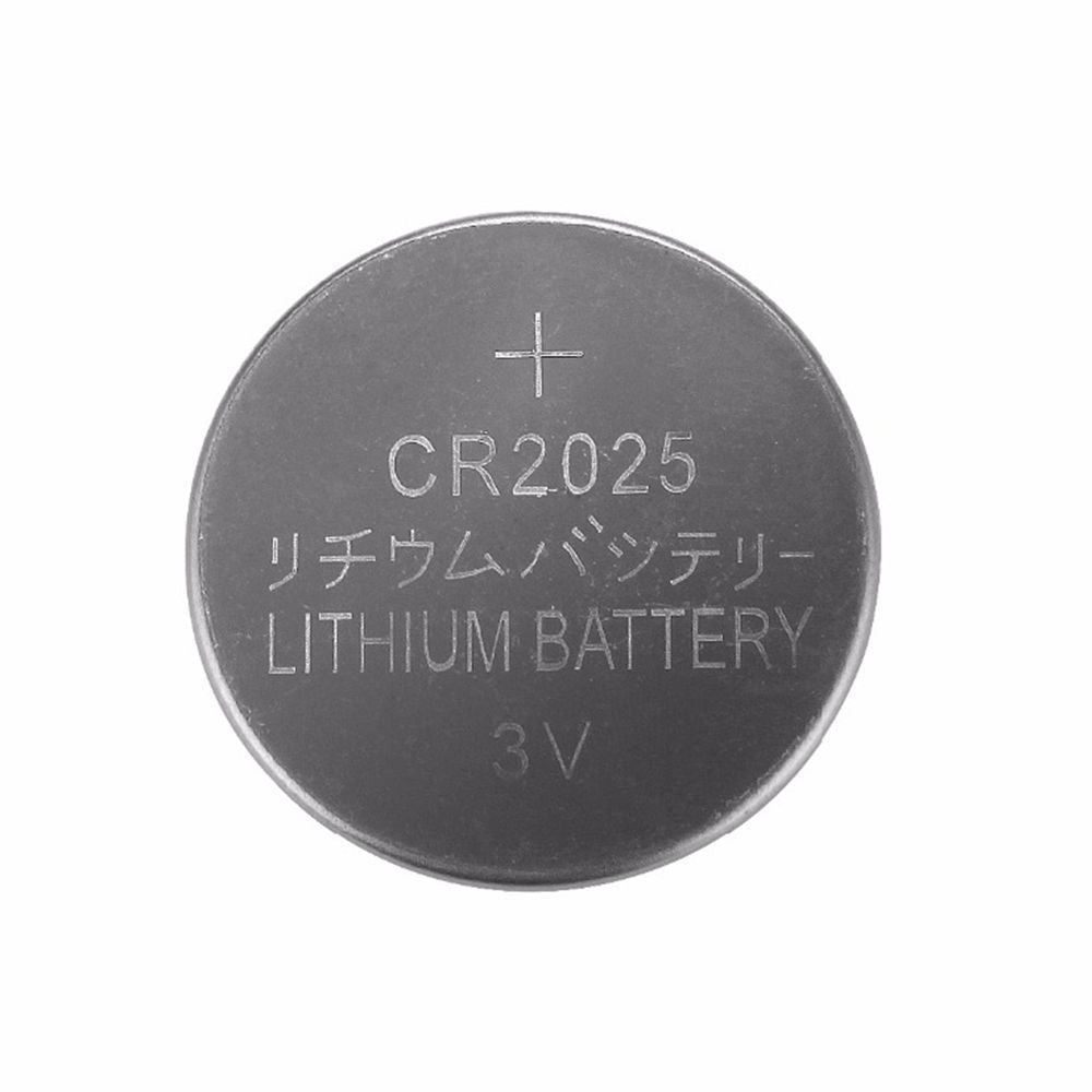 1 x CR2025 Button Coin Cell Lithium Battery 3V calculator Remote Watch Toy Clock