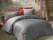 Dantela Tilbe - Embroidered Luxury Duvet Cover Set - creativehome-designs