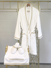 Gunes Exclusive Bathrobe (His) - creativehome-designs