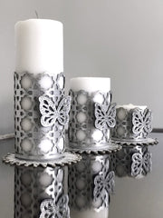 Kelebek Candle Set - creativehome-designs