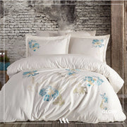 Maribor Glory - Embroidered Luxury Duvet Cover Set - creativehome-designs