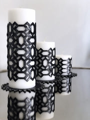 Petek Candle Set - creativehome-designs