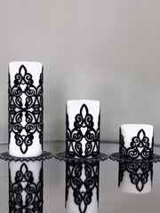 Sena Candle Set - creativehome-designs