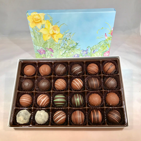 24 Assorted Truffles