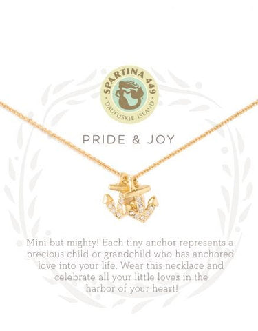 Sea La Vie Pride & Joy Two Necklace