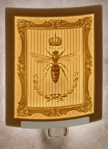 The Porcelain Garden - Queen Bee Nightlight