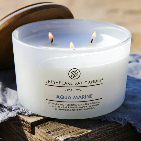Chesapeake Bay Candle Aqua Marine 17 oz.