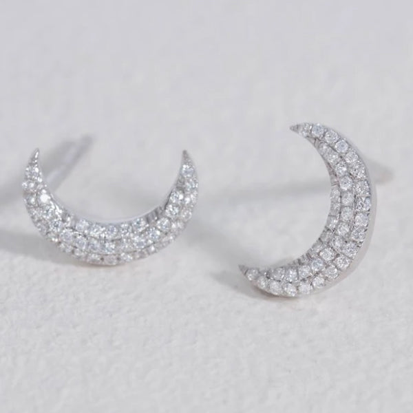 Ella Stein Mini Moons Earrings