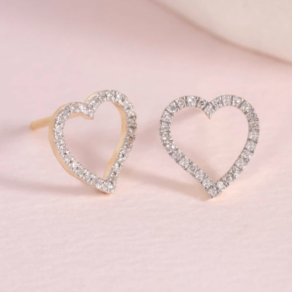 Ella Stein Take Heart Earrings