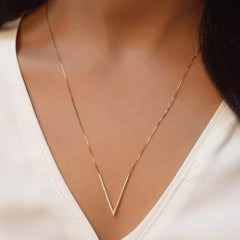 Ella Stein V to the T Necklace