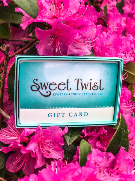 Sweet Twist Gift Card