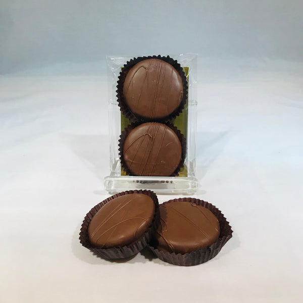 Milk Chocolate Covered Oreos 2 pack